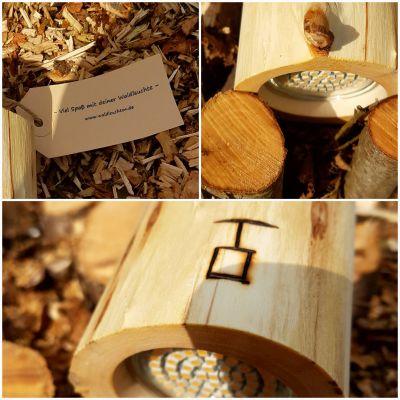 Waldleuchten Lampen Aus Holz Persus Welt